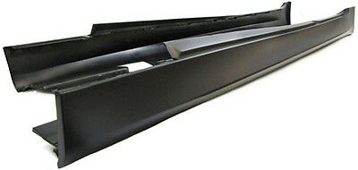 Plastic Side Skirts M Sport Look Skirts For Bmw E60 E61 M5 03-07 M Package