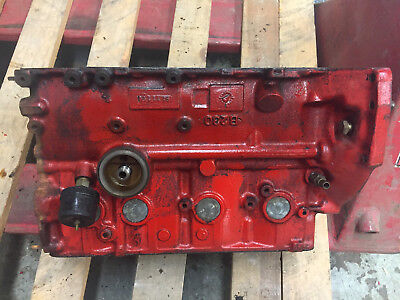 Volvo Penta B230 4 Cylinder Engine Core Block 8411161