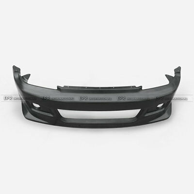 honda eg civic hatch back rb style wide body frp front bumper accessories