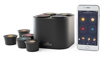 Air Fresheners Moodo Scent Machine Wi-Fi-connected