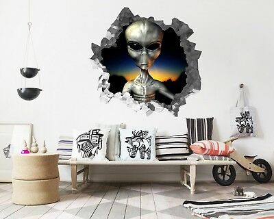 3d Alien Anime 889 Wall Murals Wall Stickers Decal Breakthrough Aj Wall Ca
