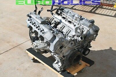Oem Mercedes W211 E500 S500 M113 03-06 Motor Engine Long Block Assembly 5.0l V8