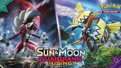 Pokemon TCG Guardians Rising All Non Holo Cards. Buy 1 Get 1 50% Off *YOU CHOOSE