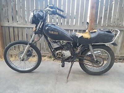 1983 Yamaha Rx50 Midnight Special Part Out