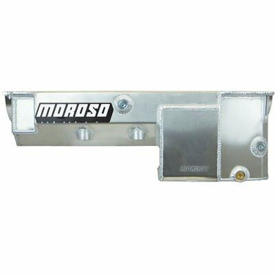 Moroso 20485 Drag Race Oil Pan Comp Eliminator Super Gas/comp And Bracket Cars B