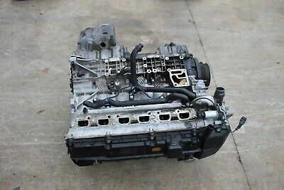 Bmw Z3 99 00 2.5 2.3 M52tu Complete Engine Long Block Assembly Runs Freight Ship