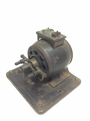Antique Very Early Victor Electric Motor