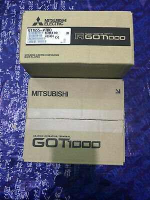 New Mitsubishi Touch Panel Gt1655-vtbd Gt1655vtbd Free Expedited Shipping