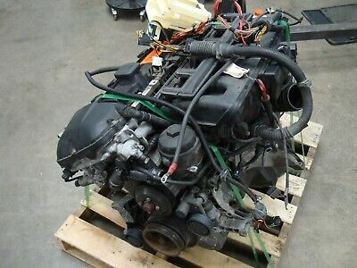 2004-2006 E46 Bmw 325ci M54 148k Engine Motor Complete Oem Lot372