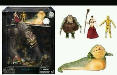 Sdcc 2015 Toys R Us Exclusive Black Series Jabba