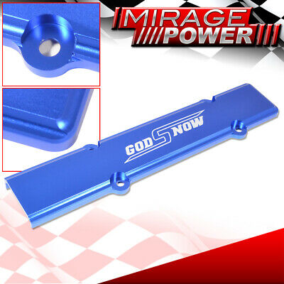 Acura Integra Honda Civic B-series Valve Spark Plug Wire Cover Blue