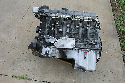 Oem Bmw E60 525i 06-07 N52 Engine Motor Long Block Assembly Tested Runs Well