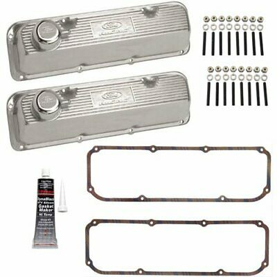 Ford Performance M-6582a342rk Valve Cover Kit Boss 302 351c 351m 400 Ford Racing