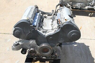Audi A8 03-06 Complete Engine Long Block 4.2l Bfm Tested 6 Month Warranty 102k
