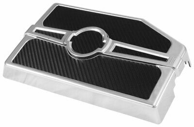 Fuse Box Cover Spectre 42927 For Ford - Chrome
