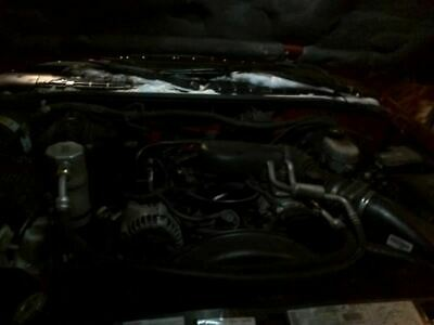 Engine Block Only 4.3l Vin W 8th Digit Fits 00 Astro 150181