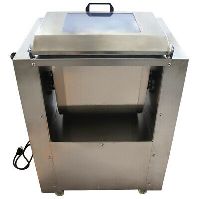 Easy To Operate Commercial Meat Mixing Machine 10.5 Gallon Capacity Us Shipping