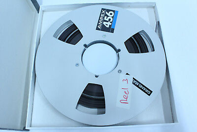 Daryl Dragon Captain And Tennille 2-track Master Reel To Reel Master Tape #1