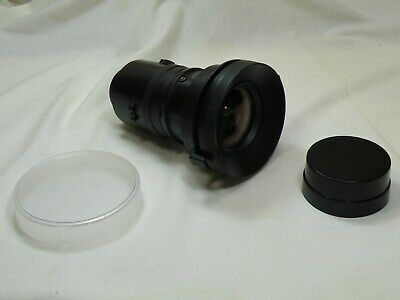 Epson Standard Throw Zoom Lens V12h004s07 Elpls07 For Powerlite Pro G 6xx Series