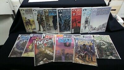 The Walking Dead (full Run!!)-154 Comics From Issues 1-193 (image Comics)