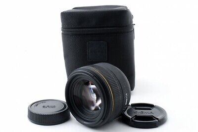 Sigma Dc 30mm F/1.4 Hsm Ex Lens For Nikon [exc+] From Japan Free/shippng #536759