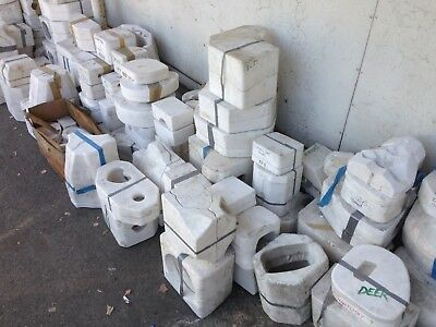 Beautiful Hugh Lot Of Over 75 Slip Casting Molds Excellent Start Business