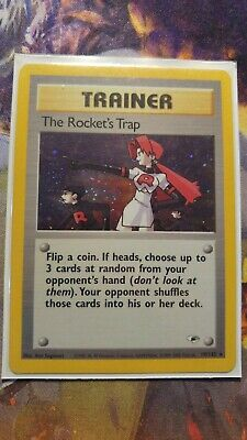 Pokemon - The Rocket's Trap - SP - Gym Heroes