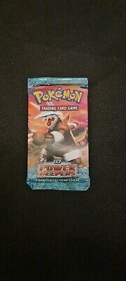 Pokemon EX Power Keepers Booster Pack Aggron Art Factory Sealed