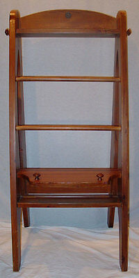 "Dealers Thomas Kincade ""painter Of Light"" Wooden Art Stand / Easel Display"