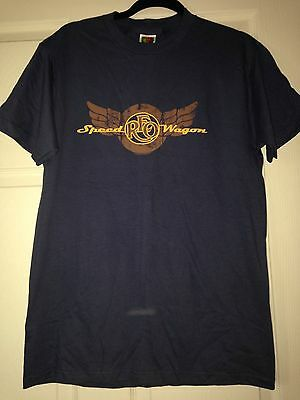 Reo Speedwagon Rarenew Authentic  Vtg Concert T Shirt Sz Lrg