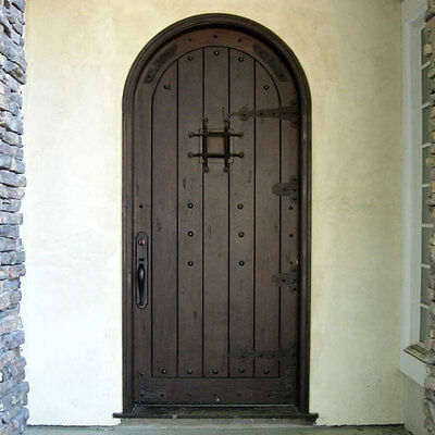 """Stunning, Hand-carved, Solid Wood Doors By Monarch Custom Doors 36"""" X 96"""""""
