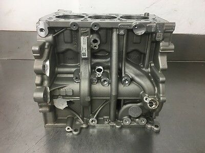 Mini F56 Bmw Used Engine Bare Block B38 3 Cylinder 1.5 Lts Turbo Oem Engine