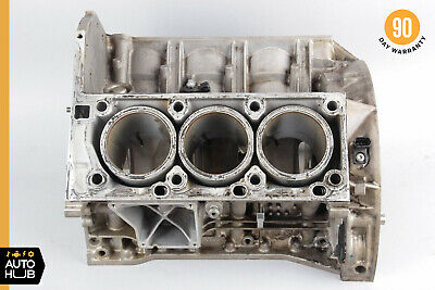 06-07 Mercedes W203 C230 2.5 L Engine Motor Block Assembly 2720103505 Oem