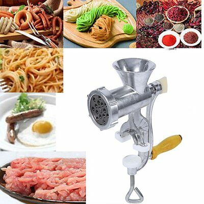 Мясорубка Manual Meat Grinder Sausage Stuffer