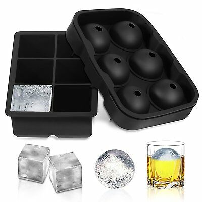 Ice Cube Trays Styles Ice Cubes