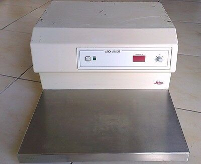 Leica Eg1130 Cold Plate For Cooling Embedding Molds And Paraffin Blocks