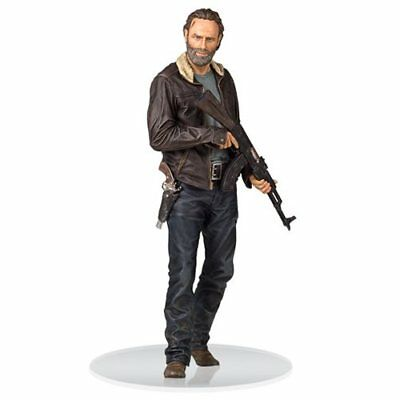 Amc The Walking Dead Rick Grimes 1/4 Scale Statue~lincoln~gentle Giant~tv~nib