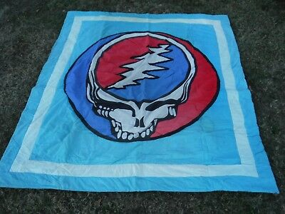 Grateful Dead-dick Latvala Personally Owned Stealy Comforter-letter Of Prov.
