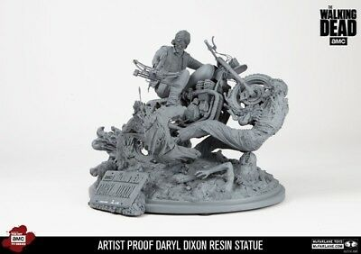 The Walking Dead Daryl Dixon Resin Statue Artist