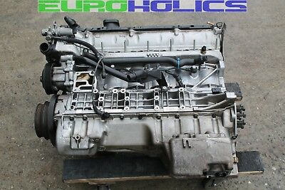 Bmw Z3 99 00 2.5 2.3 M52tu Complete Engine Long Block Assembly Runs Well Freight