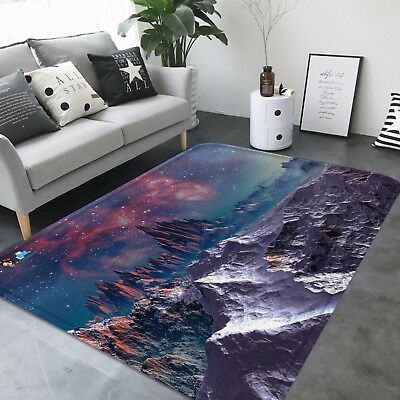 3d Anime Alien World 84 Non Slip Rug Mat Room Mat Round Elegant Photo Carpet Ca