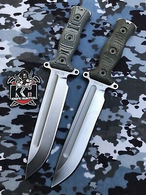 Busse Combat Competition Finish Team Gemini Light Brigade The Walking Dead Knife