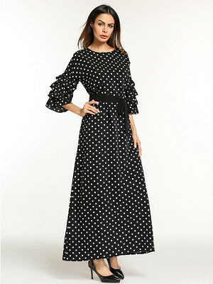 Платье Women Muslim Long Dress Jilbab