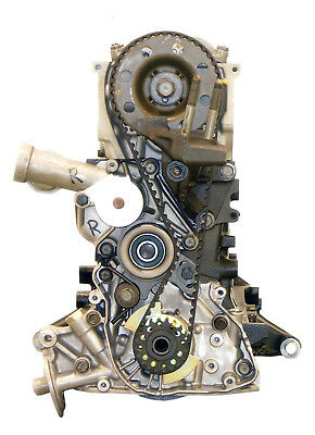 1994-1996 Mitsubishi Mirage, 1.5l 4cy Reman Long Block (free Ship)(no Core)
