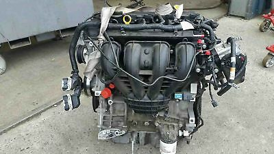 2013-16 Ford Fusion 2.5l 4 Cylinder Engine Long Block Tested Good Used Oem