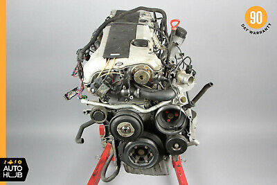 94-97 Mercedes R129 Sl320 3.2l 6 Cylinder Engine Block Motor Assembly Oem 170k