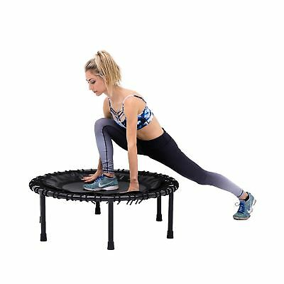 Skybound Nimbus Bungee Fitness Rebounder Trampoline - Excellent In-home Worko...