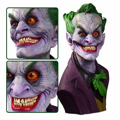 Dc Gallery The Joker By Rick Baker Standard Edition 1:1 Scale Bust 1 Of 200