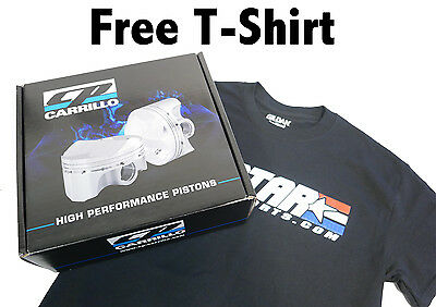 Cp Forged Pistons For Toyota 5sfe Crank 3sgte Block Sc7452 86.5mm 0.5 Over 9.0:1