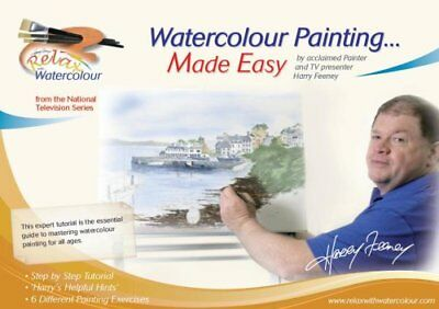Watercolour Painting... Made Easy, Feeney, Harry, Very Good Condition, Book